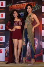 Tulsi Kumar, Khushali Kumar at The Launch Of Single Song Mera Highway Star (42)_58f4cdfd36109.JPG