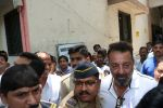 Sanjay Dutt Spotted At Andheri Court on 17th April 2017 (6)_58f5efd91723e.JPG