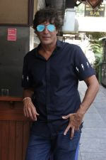 Chunky Pandey at an Interview For Film Begum Jaan on 18th April 2017 (3)_58f704af8bdf4.JPG