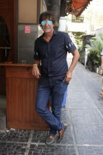 Chunky Pandey at an Interview For Film Begum Jaan on 18th April 2017 (4)_58f704b14bded.JPG