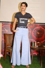 Jacqueline Fernandez At Brand Ambassador Of Juice Brand on 18th April 2017 (30)_58f704d1b4589.JPG