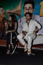 Parineeti Chopra, Ayushmann Khurrana at the Song Launch Of Film Meri Pyaari Bindu on 18th April 2017 (48)_58f706e558686.JPG