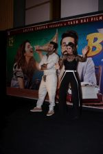 Parineeti Chopra, Ayushmann Khurrana at the Song Launch Of Film Meri Pyaari Bindu on 18th April 2017 (70)_58f706ea044f1.JPG