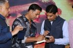 Akshay Kumar at The Book Launch Of Veerappan Chasing The Brigand on 19th April 2017 (33)_58f89607bc9e6.JPG