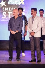 Anupam Kher at The Grand Finale Of Max Emerging Star on 19th April 2017 (6)_58f896303f0ce.JPG