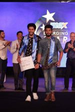 at The Grand Finale Of Max Emerging Star on 19th April 2017