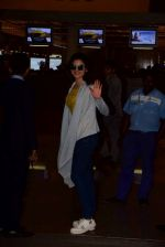 Urvashi Rautela Spotted At Airport on 21st April 2017 (1)_58faf7be2b221.JPG
