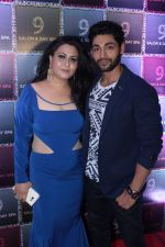 Ruslaan Mumtaz at the launch of 9 Salon & Day Spa on 22nd April 2017 (57)_58fc7534890ef.JPG