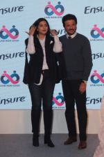 Anil Kapoor, Rhea Kapoor At the Launch Of Ensure Dreams Survey 2017 on 25th April 2017 (12)_58ff3db1ee3ad.JPG