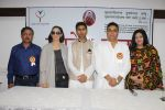 Manisha Koirala  at the Press Conference for Yoga And Protect You Against Disease on 25th April 2017 (10)_5901b763a56e4.JPG