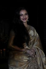 Rekha at the Success Party Of Film Ventilator on 26th April 2017
