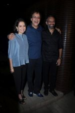 Vidhu Vinod Chopra at the Success Party Of Film Ventilator on 26th April 2017