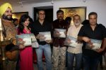 Abhijeet Bhattacharya, Shibani Kashyap at An Art Exhibition on 1st May 2017 (13)_590817b5dfadb.JPG