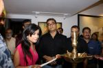 Abhijeet Bhattacharya, Shibani Kashyap at An Art Exhibition on 1st May 2017 (19)_590817bf1c731.JPG