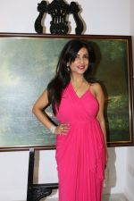 Shibani Kashyap at An Art Exhibition on 1st May 2017 (1)_5908180b5bee8.JPG