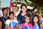 Gauri Khan, Shaina NC At Inauguration Of Mumbai Beautification Project By Nana Chudasama on 2nd May 2017 (20)_5909673eb0584.JPG