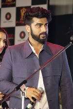 Arjun Kapoor at the Half Girlfriend Music Concert on 4th May 2017