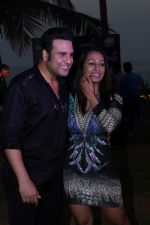 Krishna Abhishek, Kashmira Shah at The Red Carpet Premiere Of Guardians of the Galaxy Vol. 2 on 4th May 2017 (67)_590c2a996154e.JPG