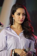 Shraddha Kapoor at the Half Girlfriend Music Concert on 4th May 2017