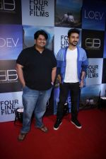 Vir Das at The Red Carpet Of Love Feather Film on 4th May 2017 (46)_590c300f9b249.JPG