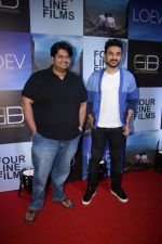 Vir Das at The Red Carpet Of Love Feather Film on 4th May 2017