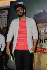 Arjun Kapoor at The Book Launch Of Half Girlfriend on 8th May 2017 (28)_5912de1598a0d.JPG
