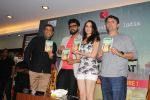 Arjun Kapoor, Shraddha Kapoor, Mohit Suri, Chetan Bhagat at The Book Launch Of Half Girlfriend on 8th May 2017 (32)_5912de7b1798c.JPG