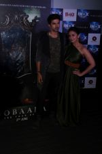 Huma Qureshi, Saqib Saleem at the Song Launch Of Film Dobaara on 15th May 2017 (20)_591c3671e8eb8.JPG