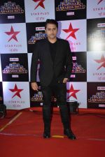 Mohit Suri at Star Parivaar Award 2017 Red Carpet on 15th May 2017 (94)_591c55aa5aea2.JPG