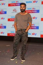 Suniel Shetty At Launch Of Tata Sky Next Pioneering Initiative on 15th May 2017