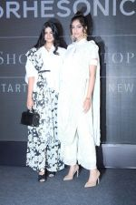 Sonam Kapoor, Rhea Kapoor at the Press Showcase Of Their High Street Brand Rheson on 17th May 2017 (34)_591d30c2c02f3.JPG
