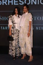 Sonam Kapoor, Rhea Kapoor at the Press Showcase Of Their High Street Brand Rheson on 17th May 2017 (36)_591d30c919ae5.JPG