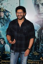 Arshad Warsi during the Promotion of Hindi Version of Pirates Of Caribbean Salazar_s Revenge on 19th May 2017 (1)_591fdb907a381.JPG