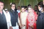 Amitabh Bachchan at Actor Ali Khan_s Daughter Wedding Reception Celebration on 20th May 2017 (22)_5921243656359.JPG