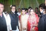 Amitabh Bachchan at Actor Ali Khan_s Daughter Wedding Reception Celebration on 20th May 2017 (23)_5921243a1d9f7.JPG