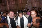 Amitabh Bachchan at Actor Ali Khan_s Daughter Wedding Reception Celebration on 20th May 2017 (27)_5921244253458.JPG