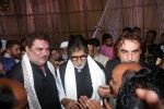 Amitabh Bachchan at Actor Ali Khan_s Daughter Wedding Reception Celebration on 20th May 2017 (28)_592124448a2e8.JPG