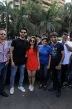 Kartik Aaryan, Raju Shrivastav at Lokhandwala Street Festival on 21st May 2017 (43)_5922905fcf08f.JPG