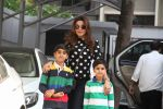 Kehkashan Patel at Shilpa Shetty celebrates her son Vivaan 5th birthday on 22nd May 2017 (29)_592418b1bae0c.JPG