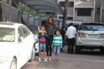 Kehkashan Patel at Shilpa Shetty celebrates her son Vivaan 5th birthday on 22nd May 2017 (31)_592418c643df4.JPG