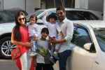 Shabbir Ahluwalia at Shilpa Shetty celebrates her son Vivaan 5th birthday on 22nd May 2017 (26)_59241c58836e6.JPG