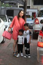 at Shilpa Shetty celebrates her son Vivaan 5th birthday on 22nd May 2017 (34)_5924175ce0ac0.JPG