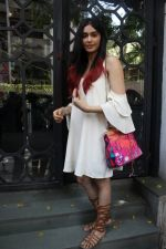 Adah Sharma Spotted At Korner House (18)_5926752e9795b.JPG