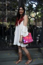 Adah Sharma Spotted At Korner House (22)_59267538a5e54.JPG