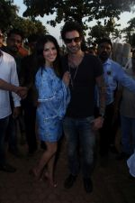 Sunny Leone At Grand Tree Plantation Drive (19)_592676ea8c420.JPG