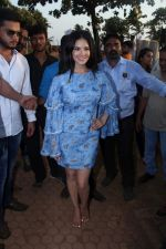 Sunny Leone At Grand Tree Plantation Drive (20)_592676ecaea1d.JPG