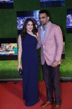 Zaher Khan, Sagarika Ghatge at the Special Screening Of Film Sachin A Billion Dreams on 24th May 2017 (61)_5926a1016c2c2.JPG