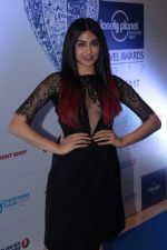 Adah Sharma at the Red Carpet Of 6th Lonely Planet Magazine India Travel Awards on 25th May 2017 (19)_592801da9b96c.JPG