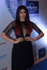 Adah Sharma at the Red Carpet Of 6th Lonely Planet Magazine India Travel Awards on 25th May 2017 (20)_592801dc87edb.JPG