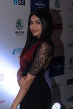 Adah Sharma at the Red Carpet Of 6th Lonely Planet Magazine India Travel Awards on 25th May 2017 (21)_592801de5cbd6.JPG